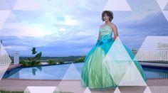 SWEET 16 / Quinceañero / Sweet Sixteen Invitation - Purple Diamonds Video invitation  By RelivableMoments   www.etsy.com/shop/RelivableMoments  #invitations #BirthdayInvitations #PartyInvitations #SweetSixteen #Sweet16 #invites #videoinvites