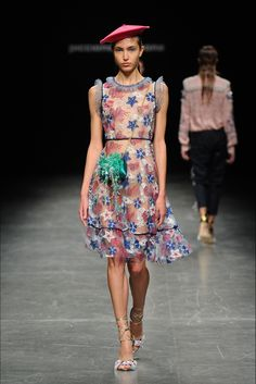 Sfilata Piccione.Piccione Milano - Collezioni Primavera Estate 2017 - Vogue