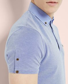 Oxford polo shirt