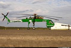 Photos: Sikorsky S-64E Skycrane Aircraft Pictures | Airliners.net