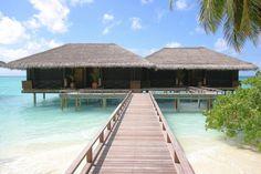 Hotel Kuramathi Island Resort auf den Malediven