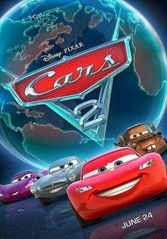 Cars 2 - online 2011