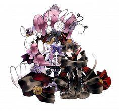 Tags: Anime, Pandora Hearts, Will Of The Abyss, Cheshire Cat (Pandora Hearts), Mochizuki Jun