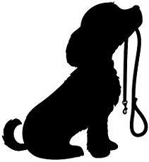 Beagle Puppy Dog Silhouette - Clip Art Pictures of Dogs