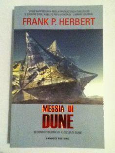 BookWorm & BarFly: Messia di Dune - Frank P. Herbert (1969)