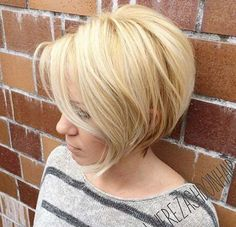 gorgeous inverted bob