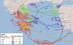 Ethnic Groups of Archaic Greece