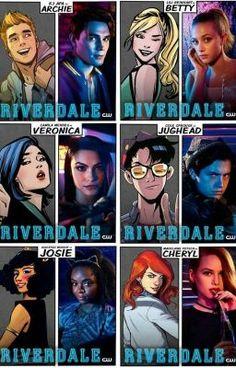 Préférences , Choix et Réaction sur la série Riverdale , une très b… #aléatoire # Aléatoire # amreading # books # wattpad