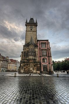 I miss you, Praha.
