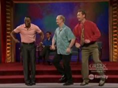Whose Line: Show Stopping Number Factory