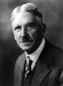 1928 ♦ June 4 - John Dewey,  American philosopher, psychologist, and educational reformer whose ideas have been influential in education and social reform.