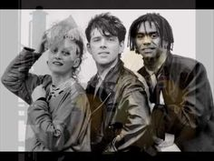 """The Thompson Twins were a British pop group that were formed in April 1977 and disbanded in May 1993. They achieved considerable popularity in the mid 1980s, scoring a string of hits in the UK, the US and around the globe. The band was named after the two bumbling detectives Thomson and Thompson in Hergé's comic strip, The Adventures of Tintin. The single, """"Lay Your Hands On Me"""" was released in late 1984 and made the US Top 10."""