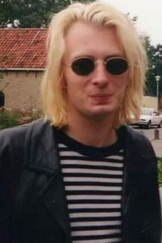 Thom Yorke - #Radiohead - Pablo Honey era