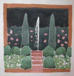 Formal Garden, Mark Adams