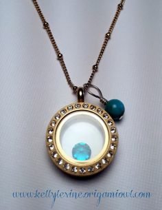 Legend says that turquoise offers emotional healing & protection to its wearer, along with the ability to open up communication between the physical and spiritual worlds. It unites male and female energies, Earth and Sky. It has also been said that turquoise can help to bring about your deepest inner wisdom, to help you find wholeness and truth, which can provide hope, discovery and balance. The Origami Owl Earth Elements Turquoise stone is just $8! Add one to your look today.