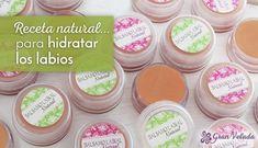 Aprende a hacer balsamo labial de rosa mosqueta desde 0. Diy Beauty, Lip Balm, Blush, Eyeshadow, Lips, Soap, Cosmetics, Homemade, Fruit