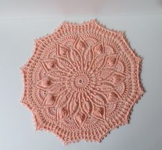 Crochet Doilies, Decoration, Decorative Plates, Boutique, Rose, Crochet Coin Purse, Home Decor Hooks, First Mothers Day Gifts, Doilies