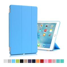 iPad Pro 9.7 inch Case,Aiyopeen Stand Smart Transparent Back Cover Ultra Slim Auto Wake up/Sleep Function Protective Case Cover for Apple New iPad pro 9.7 inch 2016 Release+Stylus(Blue) - http://www.computerlaptoprepairsyork.co.uk/new-product-releases/ipad-pro-9-7-inch-caseaiyopeen-stand-smart-transparent-back-cover-ultra-slim-auto-wake-upsleep-function-protective-case-cover-for-apple-new-ipad-pro-9-7-inch-2016-releasestylusblue