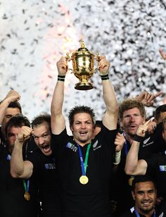 New Zealand All Blacks, Rugby World Cup Champions Rugby World Cup Auckland final 2011 I was there Woohoo All Blacks Rugby Team, Rugby Union Teams, Nz All Blacks, World Cup Champions, Rugby World Cup, Rugby League, Rugby Players, Steve Hansen, Vive Le Sport