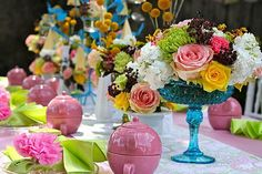 Birthday Tea Party: March 2012