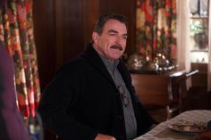 The Face of a Proud Patriach Blue Bloods Tv Show, Blood Photos, Cop Show, Tom Selleck, Chicago Pd, Photo Tutorial, Movies To Watch, Favorite Tv Shows