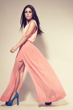 Ruth Rose/Louise Thompson - she's 5ft tall! really cool personality on #MIC :D lol & i love her style!