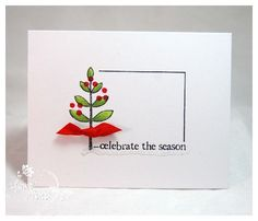 My my cards are all handmade by me, and signed on the back. I use very good quality cardstock, ribbon, ink and embellishments. Each card includes Homemade Christmas Cards, Christmas Cards To Make, Xmas Cards, Christmas Greetings, Homemade Cards, Handmade Christmas, Holiday Cards, Christmas Tree, Scrapbook Cards