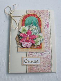 Kortti #21 / Greeting card by Miss Piggy