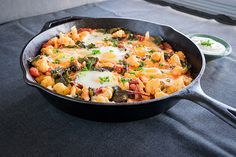 cauliflower winter shakshuka