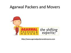 Surely, Agarwal packers and movers does not reprimand anyone. Point of fact, its coverage network is spread all around the globe. In this way, drop every single other alternative on rearward sitting arrangement and begin the procedure now to talk about the matter with its representatives. Individuals will feel pleased to realize that organization must live up to expectations in an efficient manner.