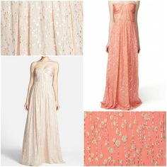 Erin Fetherston Patterned Bridesmaid Dress
