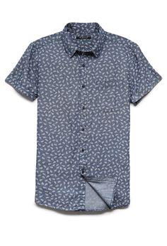 I know it's for men but, it's super cute and I'd wear it! Short Sleeve Botanical Shirt   21 MEN #F21Spring #21Men