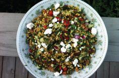 Kamut on Pinterest | Salads, Kale Salads and Berry Salad