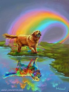 * Jim Warren - - - The Gold at the End of the Rainbow
