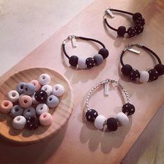 Image of Bracelets - Choose your colour combo