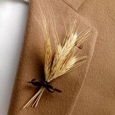 Harvest boutonnière
