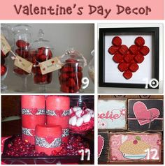 12 Frugal Valentine's Day DIY Decorating - Tip Junkie