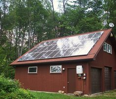 Homemade solar panels have become more popular as the technology improves to make it easier for mums and dads to do it themselves.http://netzeroguide.com/homemade-solar-panels.html Solar Panels