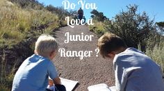 2 Reasons We Love Junior Ranger programs and think you will, too!  A Local Wander