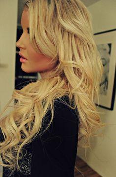 Love her hair! <3