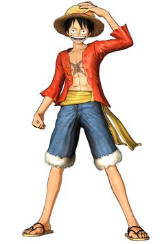 One Piece: Pirate Warriors - Monkey D. Luffy