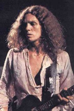 Allen Collins (1952 - 1990) Founding member and guitarist of the rock band Lynyrd Skynyrd