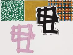 <p>Jonathan Lasker's newest work, currently on view at Cheim & Read in New York City through February 13, 2016, continues to explore the ways in which paintings are constructed and perceived. Emp