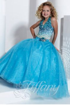 Tiffany Princess Pageant Dress At Posh in LaGrange, KY