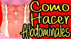Como Hacer Abdominales