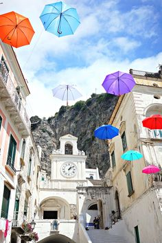 Atrani, Italy (Traveling Italian Style: A Day Trip Through the Amalfi Coast - History In High Heels)