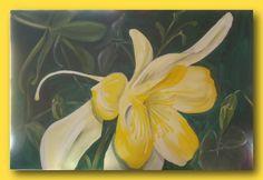 Aqualigia - Acrylic on canvasboard 61 x 91cm