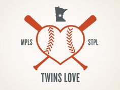 Twins Love (I'd love to have this on a shirt)