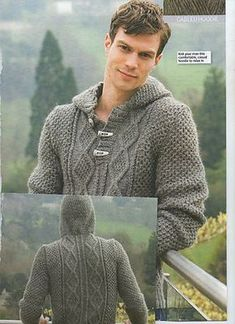Ravelry: Inishfree pattern by Rita C Taylor Sweater Knitting Patterns, Knit Patterns, Mens Knit Sweater, Outfits Casual, How To Purl Knit, Crochet Yarn, Knitting Projects, Couture, Knits