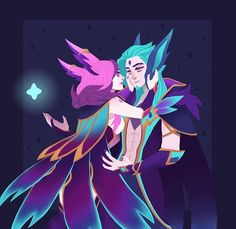 is posting! Lol League Of Legends, League Of Legends Characters, Xayah Lol, Liga Legend, Diana, New Champion, Anime People, Character Design Inspiration, Game Art